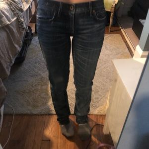 Madewell Jeans - Madewell Straight Leg Jeans